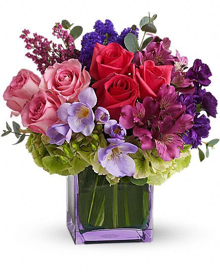 Exquisite Beauty by Teleflora Flowers, Exquisite Beauty by Teleflora Flower Bouquet - Teleflora.com