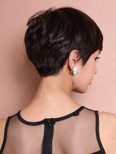 35 Pretty Pixie Haircuts for Thick Hair in 2019