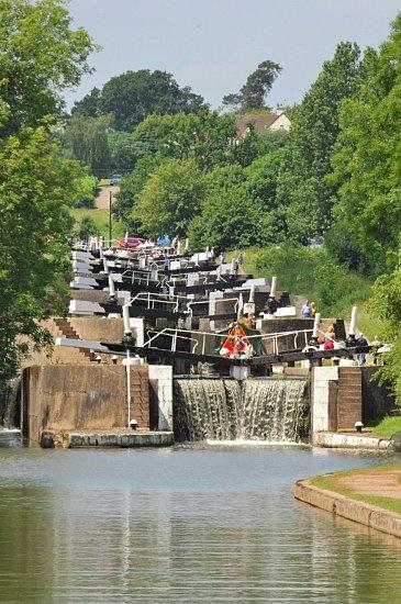 Hatton Lock Warwickshire