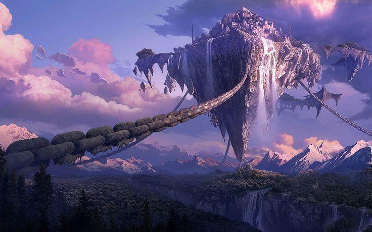 Landscapes Castles...