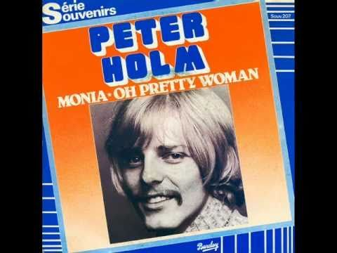 Peter Holm - Monia (version française) (1968)