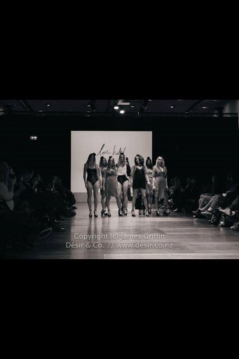 Love Hotel at Wellington Fashion Week 2014