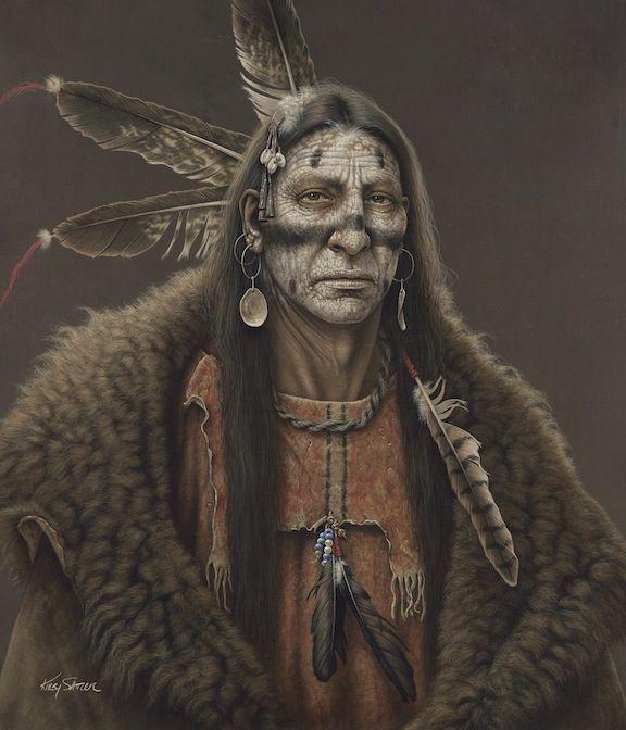Kirby Sattler Native American Art Prints | Native History Magazine