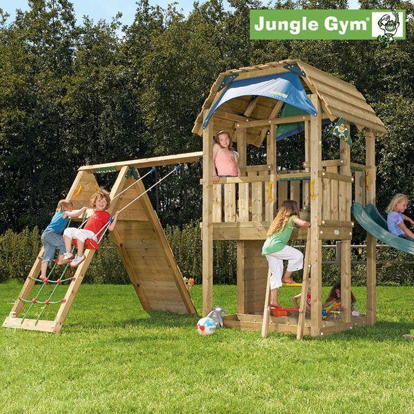 Детский игровой комплекс Jungle Gym