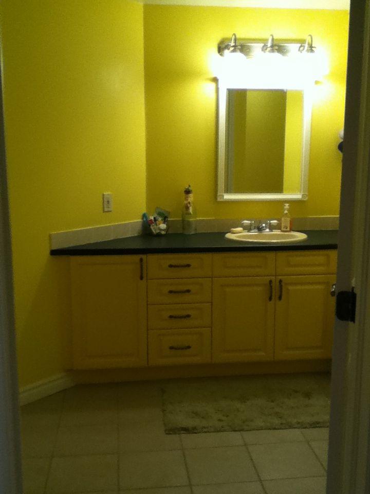 In-law suite, bathroom