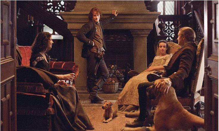 Login or Sign up Outlander, Serie outlander, Forastero