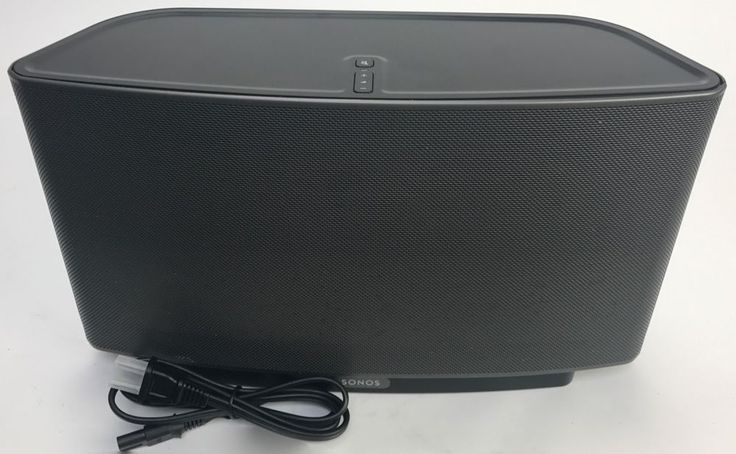 Sonos PLAY 5 Wireless Bluetooth Speakers - Excellent condition - Black #Sonos