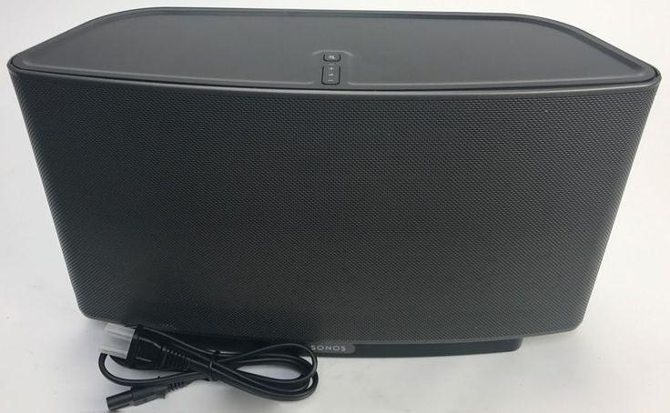 Sonos PLAY 5 Wireless Bluetooth Speakers - Excellent condition - Black #Sonos