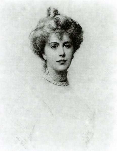 Alice Keppel, mistress to Edward VII and great grandmother of Camilla Parker-Bowles