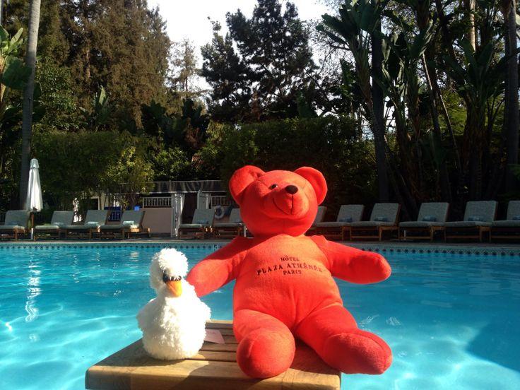 Hotel Bel Air, Los Angeles