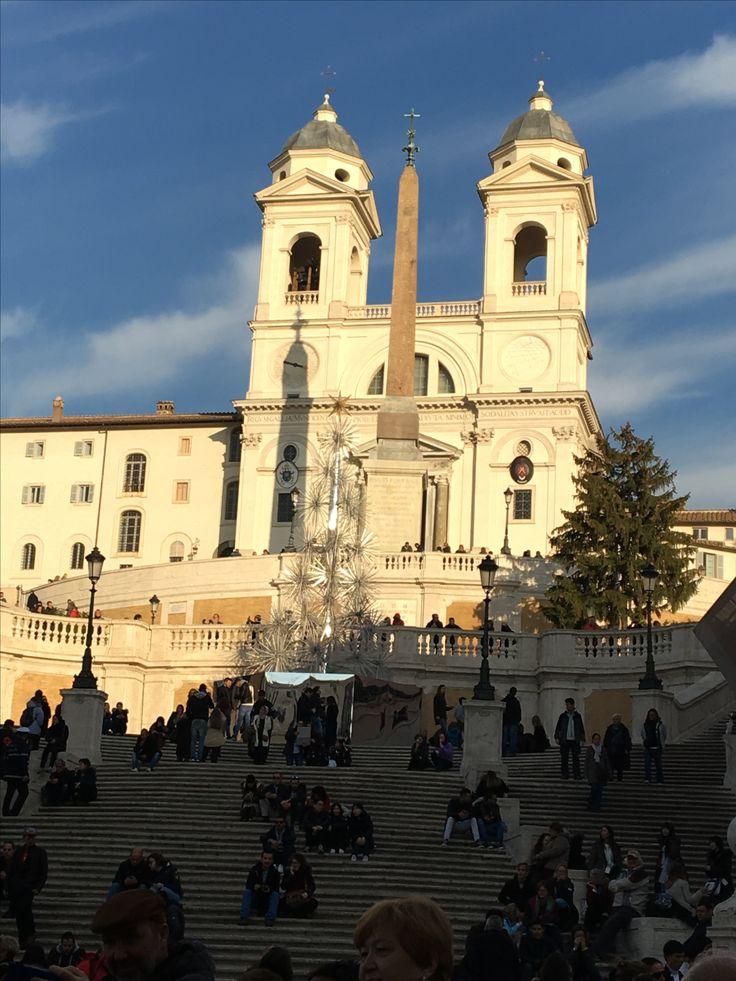 Roma - Trinità de Monti