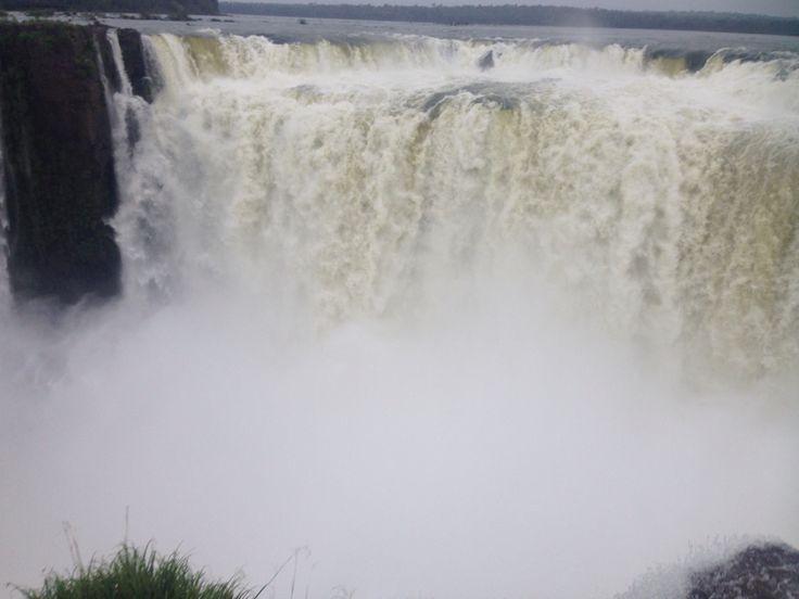 Garganta del Diablo, Iguazú #Argentina