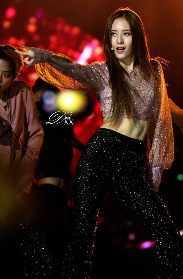 151202 f(x) minus Victoria = 2015 Mnet Asia Music Awards [4] | 16P | f(♥)