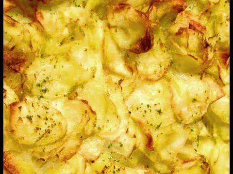 Patatas panaderas - YouTube