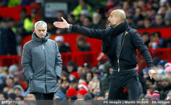 Former Liverpool defender and Sky Sports pundit Jamie Carragher claims Manchester United would be Premier League champions if Pep Guardiola was in charge