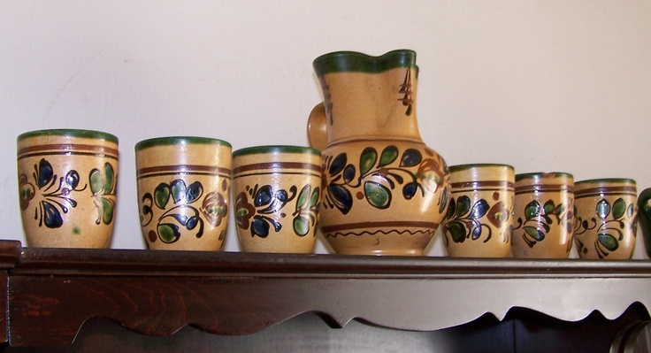 Hungarian Pottery