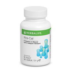 Xtra Cal  Kalsiyum ve D vitamini içerir , günboyu  yeteri ve dengeli  beslenmeyi destekler.