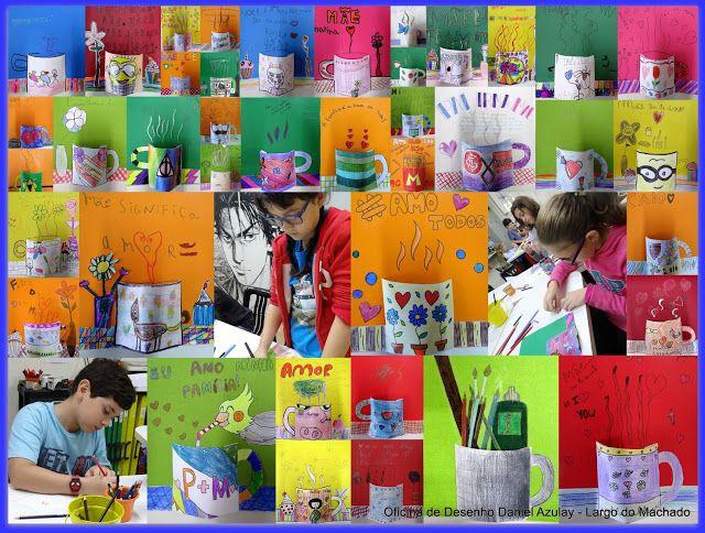Oficina de Desenho Daniel Azulay Largo do Machado - Cursos para Crianças, Adolescentes e Adultos: Dia da Família