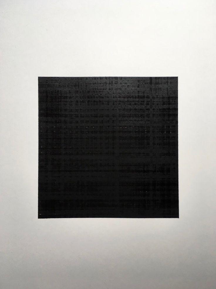 Warp & Weft – Black Square, Shaun Dolan – #black …