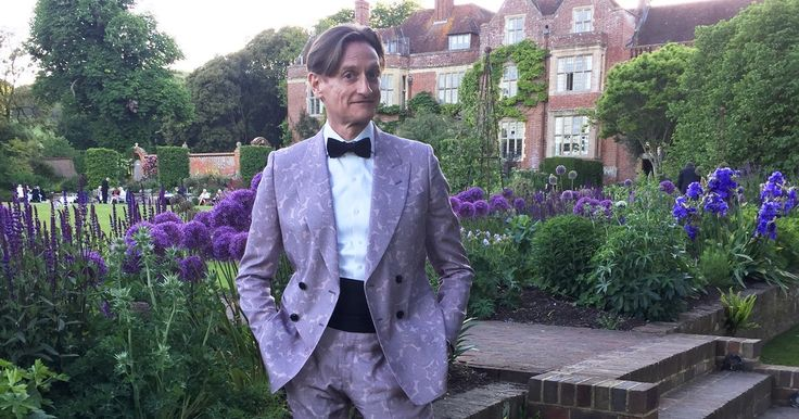 A Very English Affair: *Vogue*'s Hamish Bowles Attends a Summer Opera Festival in Glyndebourne