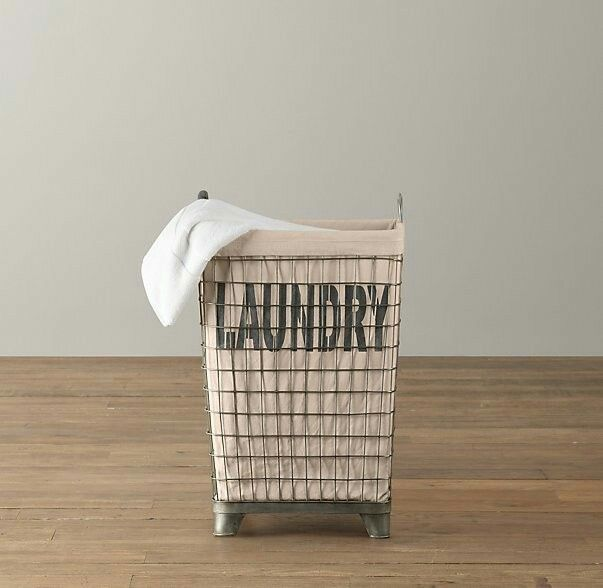 Laundry basket RH baby and child