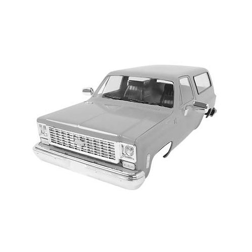 Z-B0092 - RC4WD Chevrolet Blazer Hard Body Complete Set