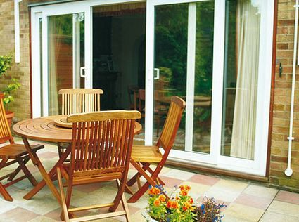 Install double glazed sliding doors for adding elegance look to your home. #doubleglazedslidingdoors