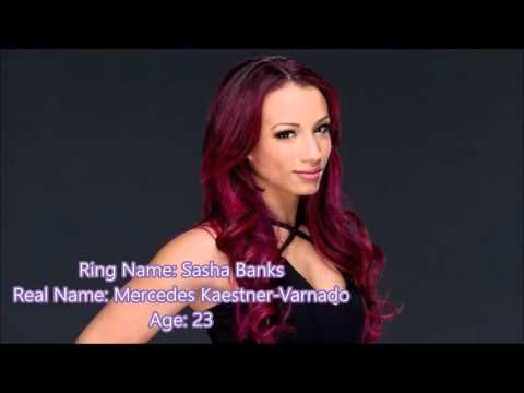 WWE Divas Real Names And Ages 2015 (HD) - YouTube