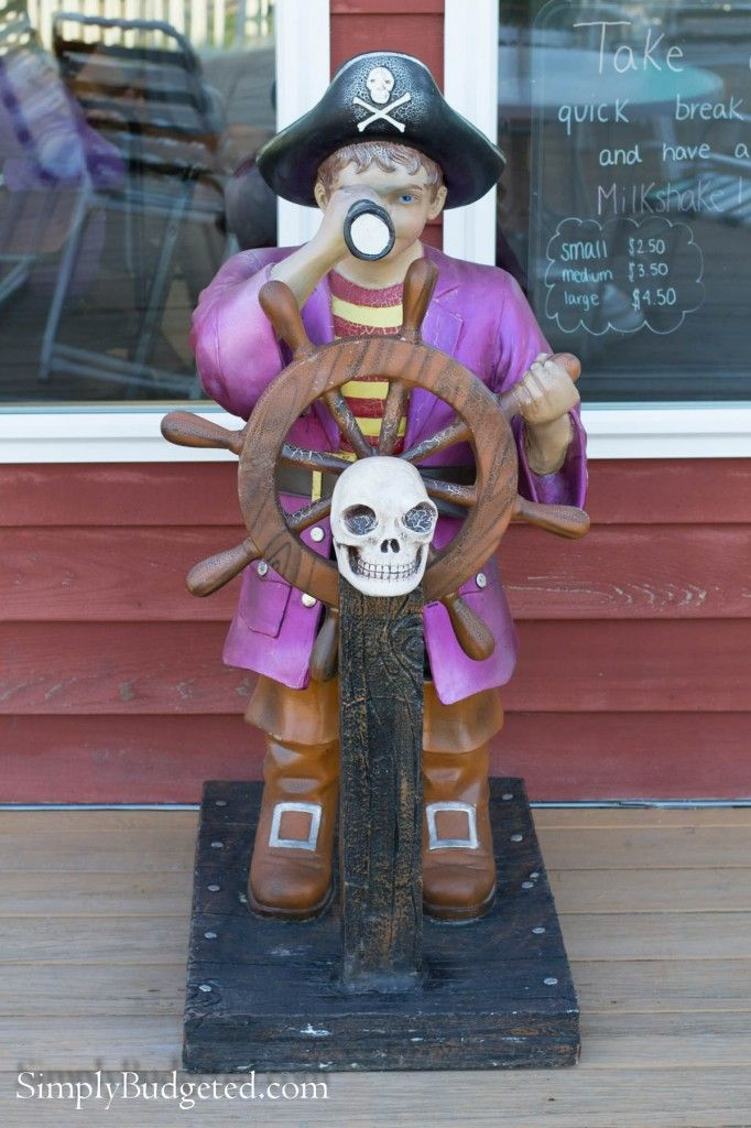 Camp like  Pirate at Sea Pirate Campground in #tuckerton New Jersey! #camping
