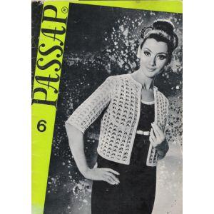 Passap #06 Pattern Book - Passap Patterns and Magazines - Passap