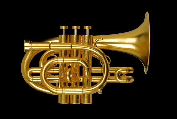 Monette BOBCAT Pocket trumpet. I am completely amazed.