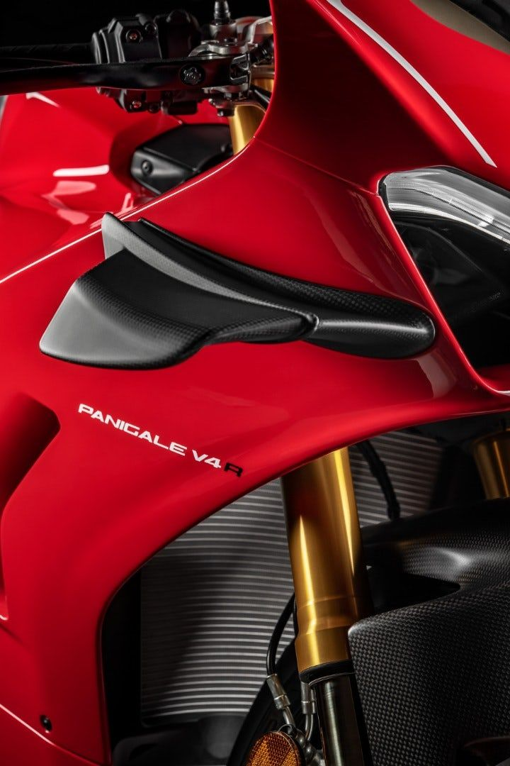 Hail To The King Ducati S New Panigale V4r Is The Most Powerful