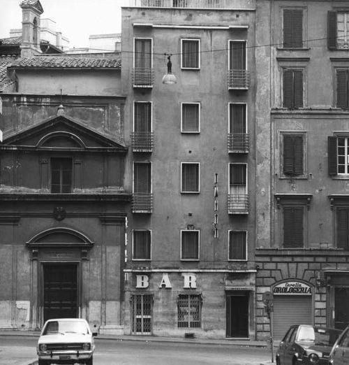Adalberto Libera - Casa Nicoletti, Rome, 1932