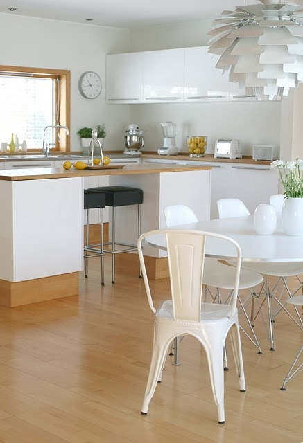 Te standaard, doorsnee huis tuin en keuken laminaat