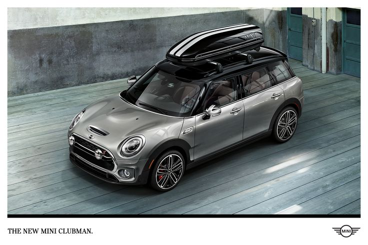 From its spacious boot to the versatile Rear Split Doors, the #MINI #Clubman might be your family packing solution.