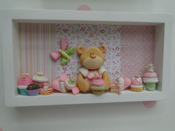 ......beary, beary SWEET!!!!.....i want one for my bedroom!!....