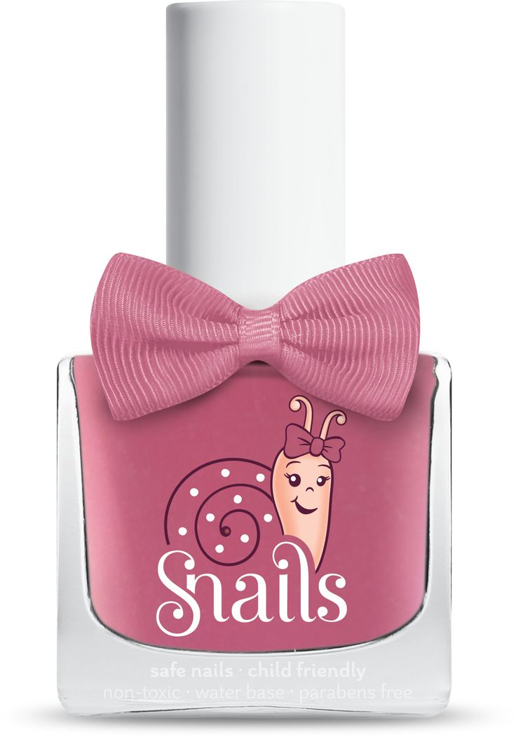Pink Bang: Experience the magic of And it all started with a Pink Bang! This kids nail polish colour is so vibrant and eye catching that like a 'Bang' your nails will stand out and amaze everyone.