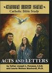 """Come and See: Acts and Letters DVD $99.95 USD.  Come and See Acts and Letters DVDs are made to compliment the """"Come and See"""" Bible study series. These videos present material that expands upon the text and provides important background information. Each presentation contains artwork, maps, and photographs that are not available in the books."""