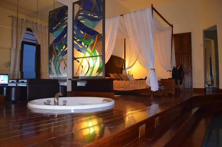 our first hotelroom in Havanna