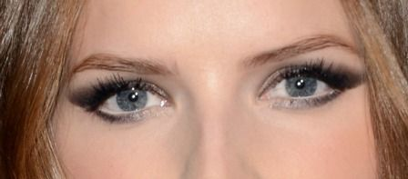 Do You Ever Use The Sneaky Eye Makeup Trick Anna Kendrick Used Here?: Girls in the Beauty Department