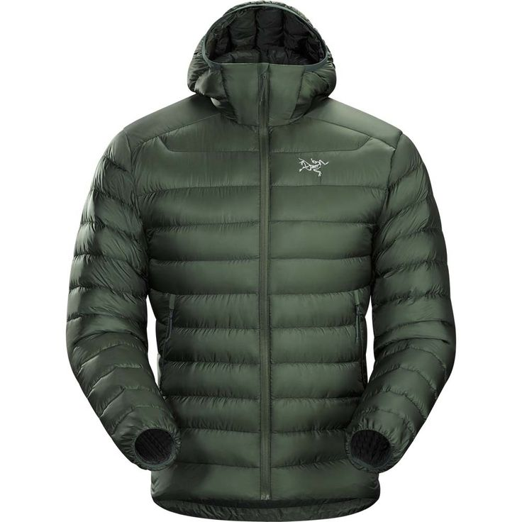 Arcteryx Cerium Lt Hoody Mens Down Jacket Down Jacket - Cypress - Arc'teryx