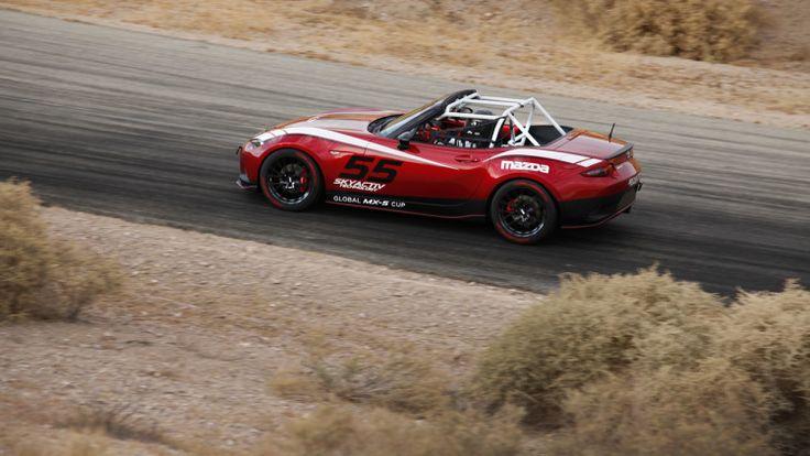 Mazda to reveal MX-5 Miata Club Edition in New York