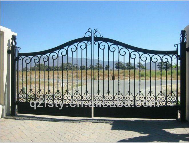 1000 Ideas About Iron Gates Driveway On Pinterest Iron