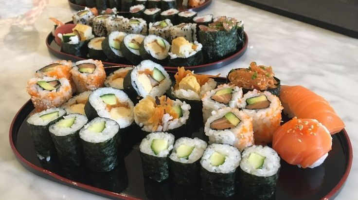 Discover things to do in London: Become A Sushi Making Master on Funzing
