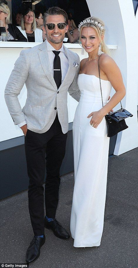 In pairs: Storm and Ronan Keating were also in attendance, as were original Bachelor coupl...
