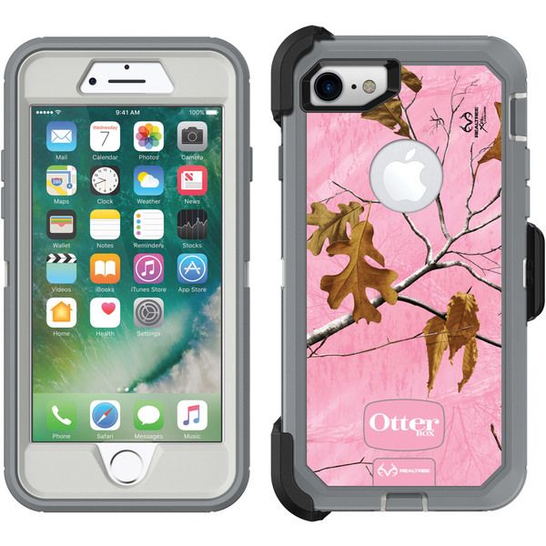 size 40 43205 a623c Apple iPhone 7 / iPhone 8 Otterbox Defender Case - Realtree Xtra ...