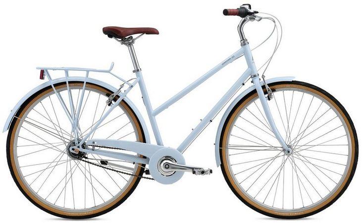 Breezer Damen Trekkingbike, 28 Zoll, 8 Gang Shimano Nabenschaltung, »Downtown 8 US« für 499,00€. Breezer Stahlrahmen, 8 Gang Nabenschaltung bei OTTO