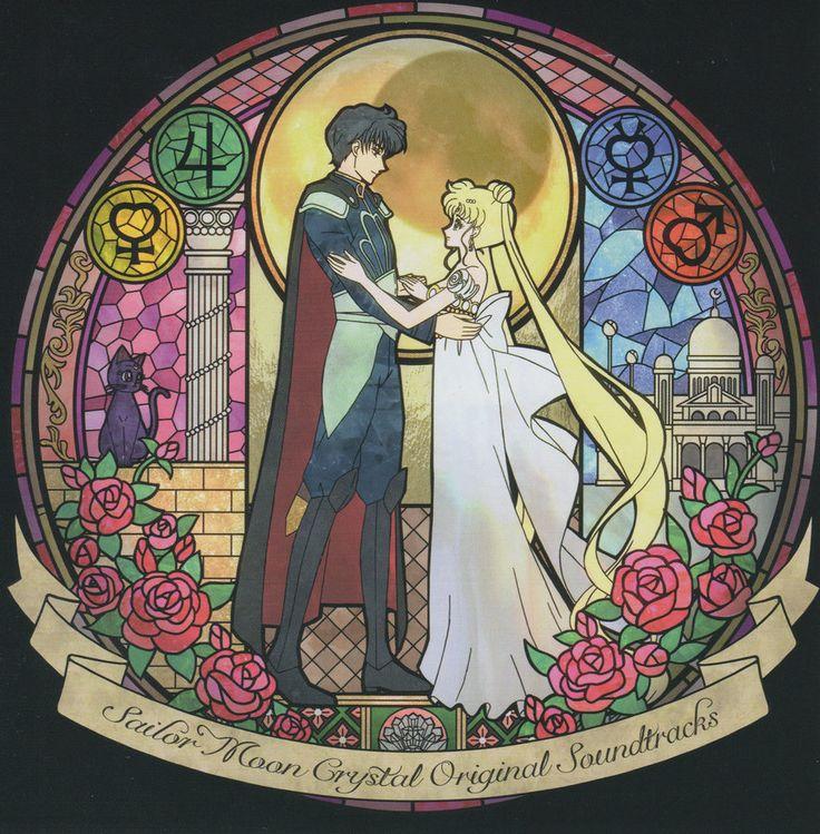 Sailor Moon Crystal Soundtrack for DL by TsukiHenshin on DeviantArt