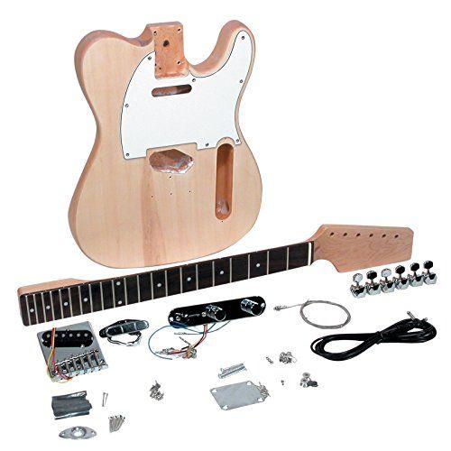 Saga TC-10 Electric Guitar Kit - T Style SAGA