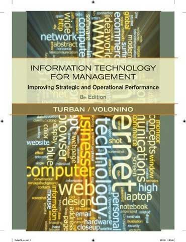 Amazon. Com: information technology for management: improving.